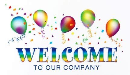 10 Images Of New Employee Welcome Sign Template Welcome New Staff Clipart Clipartuse Welcome New Employee Sign Template