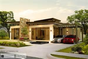 Garage Interior Designs Photos Contemporary Home Design In One Storey Design