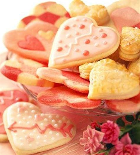best valentines recipes 41 easy cookie recipes diy projects for