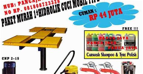 paket cuci mobil hidrolik type h spare part motor jakarta distributor sparepart motor