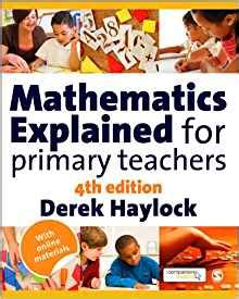mathematics explained for primary mathematics explained for primary teachers 4 ed student wkbk for mathematics explained for