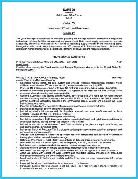 Aviation Resume Service by Learning To Write A Great Aviation Resume