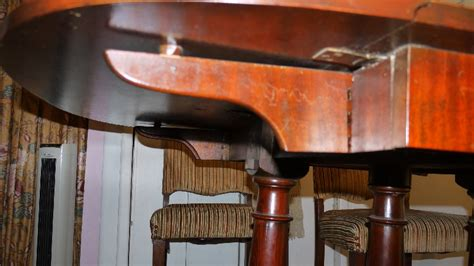 drop leaf table support furniture restoration nyc cabinetmakers best of