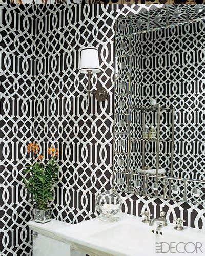 black and white lattice wallpaper blanco interiores o vencedor 233 the winner is
