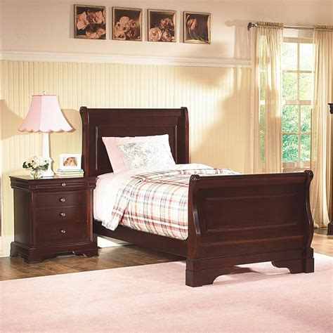 sleigh bed twin new classic versaille twin sleigh bed miskelly furniture