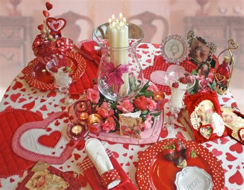 valentines day table 25 table d 233 cor variants for the best valentine s