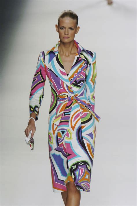 Pucci Your by Emilio Pucci 2005 Runway Pictures Livingly