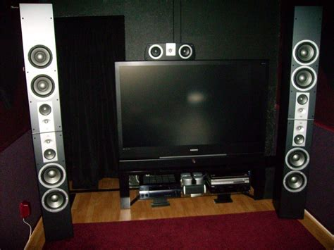 surround speakers  pairs  sides home theater