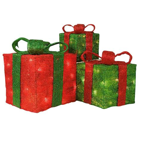 christmas decoration gift boxes xmaspin