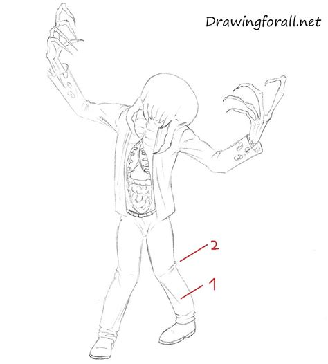zombie pants tutorial how to draw zombie from half life drawingforall net
