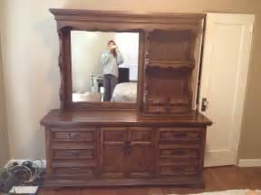 Bedroom Vanity Hutch Amazing Teak Wooden Bedroom Vanities Mirror With Shelves