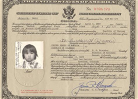orphan film certificate vietnam orphans search for their roots cbs news