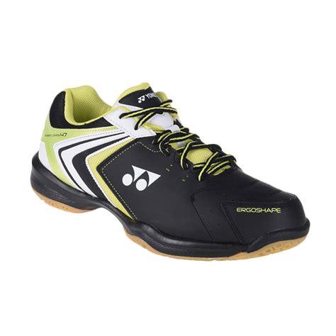 Sepatu Badminton Shopee jual yonex power cushion 47 sepatu badminton lime