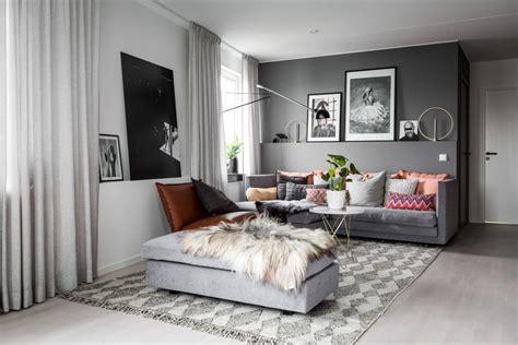 grijs interieur een knus ingericht grijze woonkamer interieur inrichting