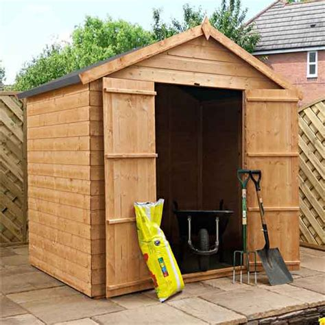 Cheap Wooden Sheds Uk by Cheap 7 X 5 Garden Sheds Plans For Building A Tractor