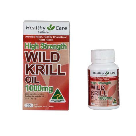 Diskon Healthy Care High Strength Krill 1000 Mg 60 Kapsul krill 1000mg 30 caps healthy care health supplements