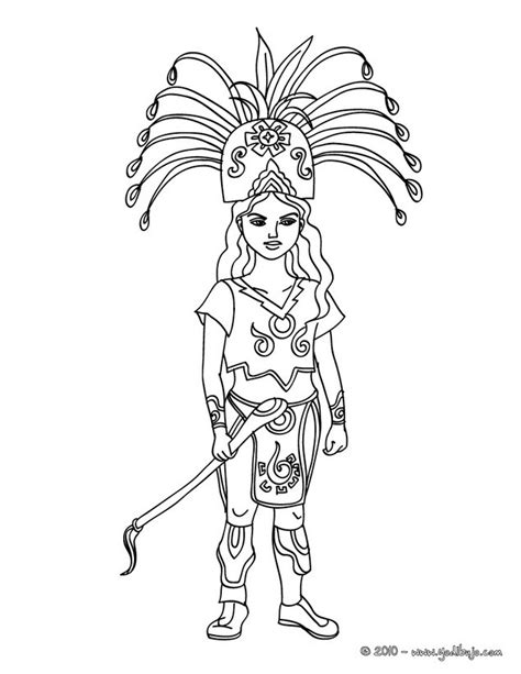 imagenes princesas aztecas the gallery for gt mayas dibujos