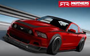 2013 ford mustang gt rtr mothers sema photo 1