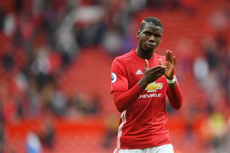didier deschs manchester united midfielder paul pogba