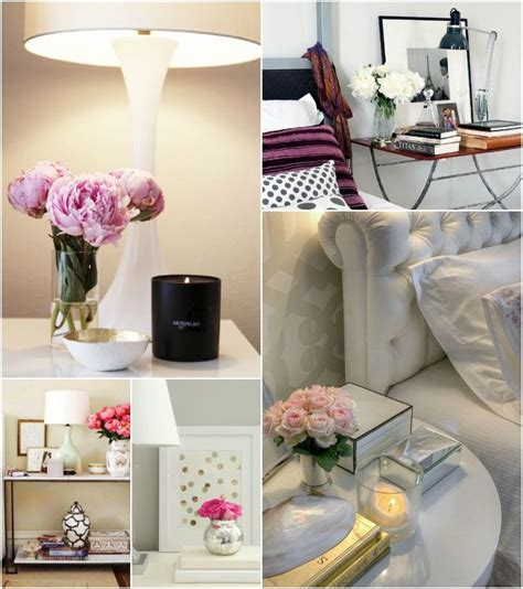 Side Table Decor by 17 Best Images About Nightstand Amp Bedside Table