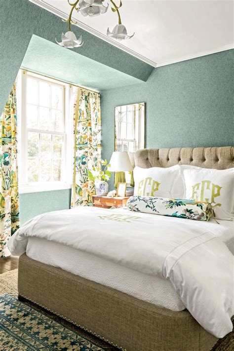 southern bedrooms the 2016 idea house southern living