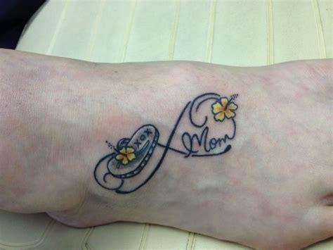 flip flop infinity tattoo tattoos pinterest