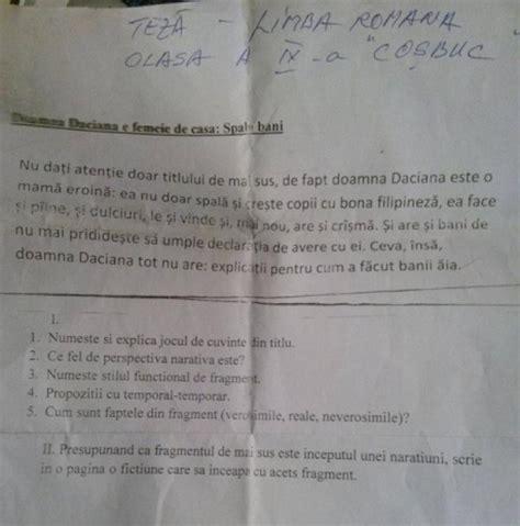 scandalo romana daciana s 226 rbu subiect de tez艫 la limba rom 226 n艫