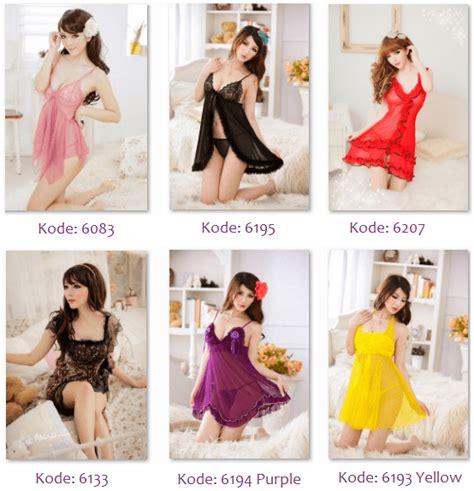 baju tidur gaun malam baju pesta wanita dewasa ingin membuat suami bergairah coba baju tidur wanita ini