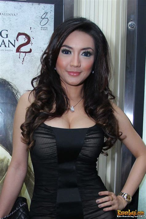 Make Up Nita Gunawan foto wiwid gunawan manis tanpa make up tebal