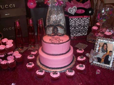Bling Birthday Decorations by Bling Birthday Ideas Photo 1 Of 1 Catch