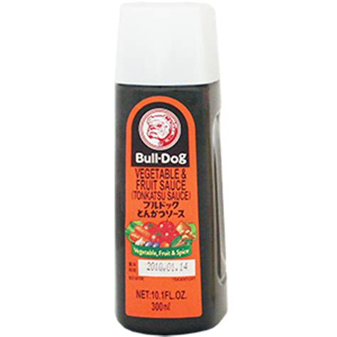 Bulldog Tonkatsu Sauce bulldog tonkatsu sauce 10 1 oz riffchat