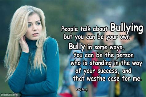 People talk about bullying - Quoteszilla