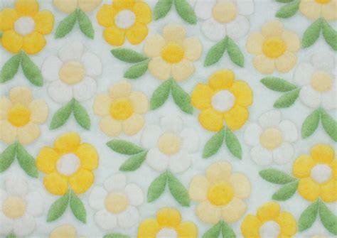 patterned felt sheets kunin patterned craft felt sheet spring flowers yellow