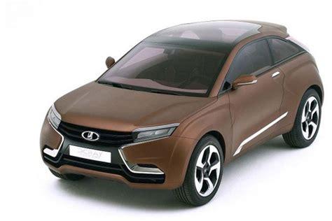 Lada Concept Cars Lada Xray Concept Car Design