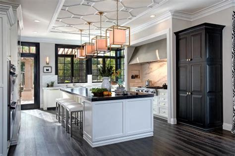 Ina Garten House Floor Plan tour this classically chic chef s kitchen hgtv s