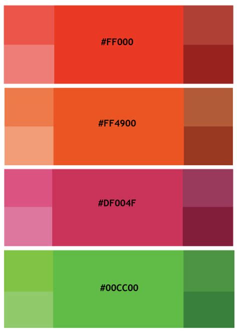 what colors go good with pink the psychology of color how to color scheme by prateh