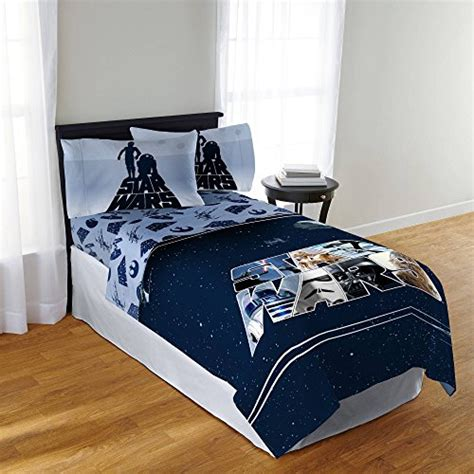 space bed set space bed sheets galaxy outer space blue bedding or