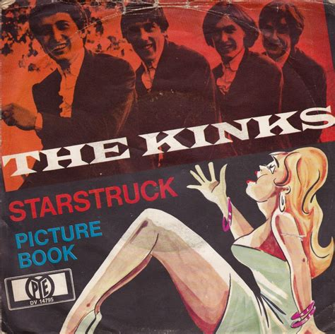 the kinks picture book box set cool album of the day