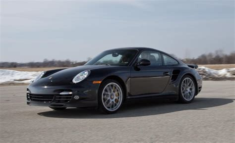 Porsche 911 Turbo 2011 by Car And Driver