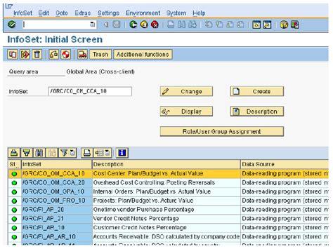 sap query tutorial sq01 sap security online tutorials for newbies with screenshots