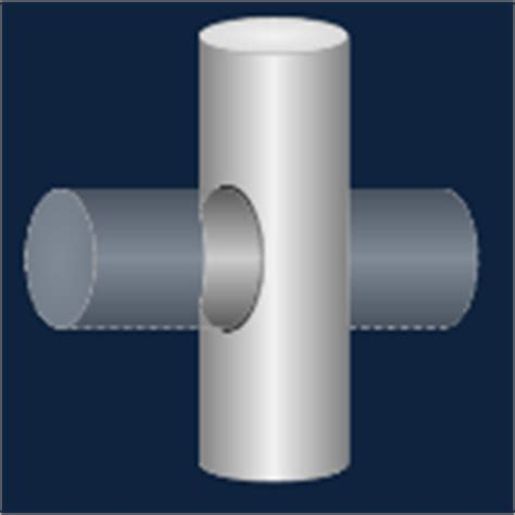 visio cylinder illustrating a in a cylinder visio