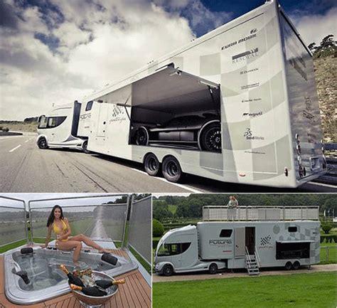 Luxury Motor Homes Futuria Luxury Motorhome Xcitefun Net
