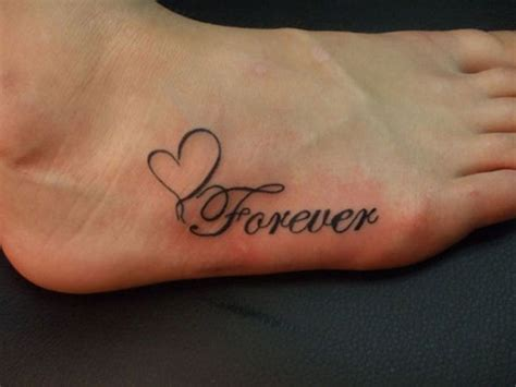 forever tattoo tattoos meaning forever