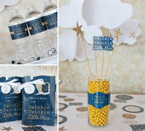 twinkle twinkle baby shower theme baby shower favor ideas big dot of happiness