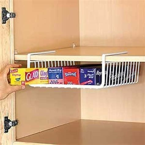 20 Borderline Genius Ideas To Make Your Home More Kitchen Cabinet Storage Racks