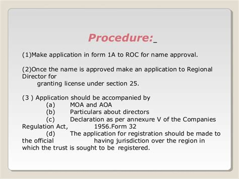 what is section 25 company section 25 company registration in india http www