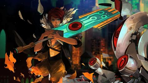 like transistor and bastion transistor review supergiant makes its stunning ps4 debut vg247