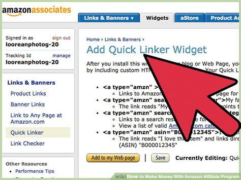 Make Money Online With Amazon Affiliate - make money online amazon associateshtml
