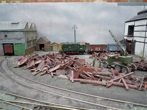 boat yard layout chelmsford and district model railway club club layouts
