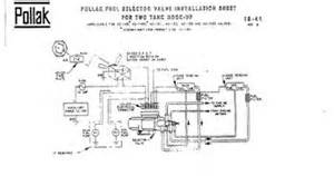 6 port selector which line goes where gm square 1973 1987 gm truck forum